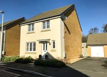 Thumbnail 4 bedroom detached house for sale in Ffordd Y Meillion, Penllergaer, Swansea