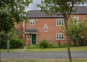 Thumbnail 3 bed semi-detached house for sale in Goodwood Avenue, Colburn, Catterick Garrison