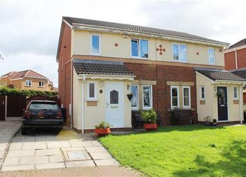 Thumbnail 3 bedroom semi-detached house for sale in Crowell Way, Walton-Le-Dale, Preston