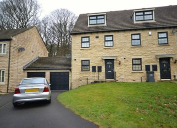 Thumbnail 3 bed town house for sale in Greave Close, Huddersfield