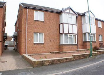 Thumbnail 2 bedroom flat for sale in Briton Terrace, Consett
