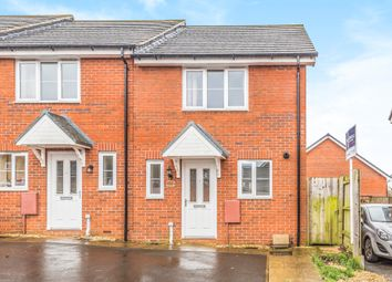 Thumbnail 2 bed end terrace house for sale in Charlesby Drive, Watchfield, Swindon