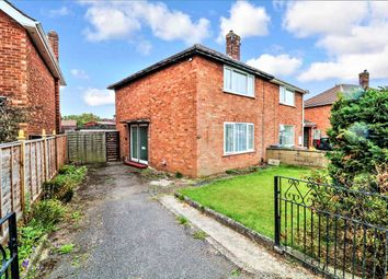 2 bed semi-detached house for sale in Rowan Road, North Hykeham, Lincoln LN6