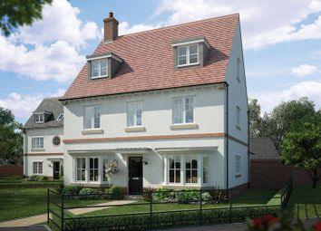 Thumbnail 5 bed detached house for sale in Boxted Road, Colchester Essex