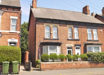 Thumbnail 3 bed semi-detached house for sale in Watson Road, Worksop