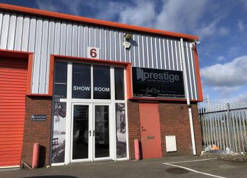 Thumbnail Industrial for sale in Unit 6, G Rose Business Centre, Wolverhampton Road, Stafford