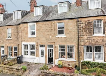 Thumbnail 3 bed terraced house for sale in Chestnut Grove, Harrogate, North Yorkshire