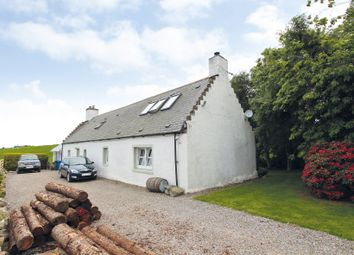 Thumbnail 3 bed cottage for sale in Poyntzfield, Dingwall