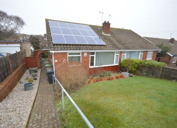 Thumbnail 2 bedroom semi-detached bungalow for sale in Seabourne Road, Bexhill-On-Sea