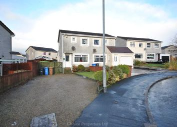 Thumbnail 2 bed semi-detached house for sale in Prestonfield Avenue, Kilwinning