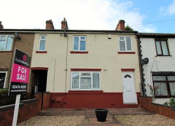 4 bed terraced house for sale in Proffitt Avenue, Courthouse Green, Coventry CV6