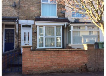 Thumbnail 2 bed terraced house for sale in Orchard Street, Peterborough