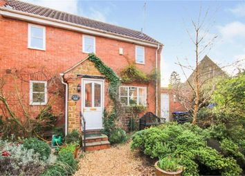 Thumbnail 2 bed semi-detached house for sale in Honeystones, Moulton, Northampton