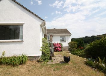 Thumbnail 2 bed detached bungalow for sale in Church Park Road, Newton Ferrers, South Devon