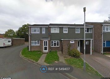 Thumbnail 1 bedroom end terrace house to rent in Flecker Close, Thatcham