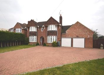 Thumbnail 5 bed detached house for sale in Hilltop Road, Earley, Reading