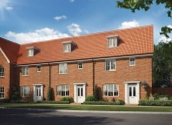 Thumbnail 3 bed terraced house for sale in Church Hill, Saxmundham, Suffolk