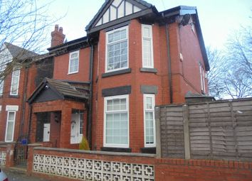 Thumbnail 4 bed detached house for sale in Victoria Avenue, Manchester
