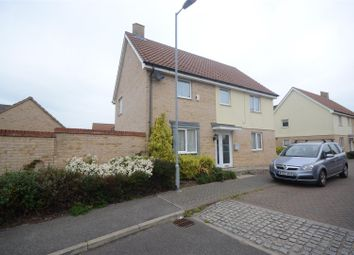 Thumbnail 4 bed property for sale in Costessey, Norwich