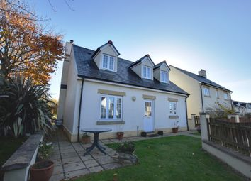 Thumbnail 3 bed detached house for sale in Abbey Close, Axminster, Devon