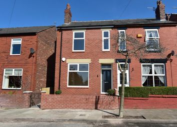 Thumbnail 3 bedroom semi-detached house for sale in Hythe Road, Cheadle Heath, Stockport, Cheshire