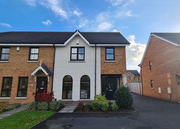 Thumbnail 3 bed terraced house for sale in Mornington Gardens, Lisburn