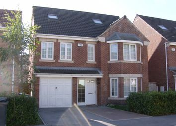 Thumbnail 5 bedroom detached house to rent in Lilac Court, Leeds
