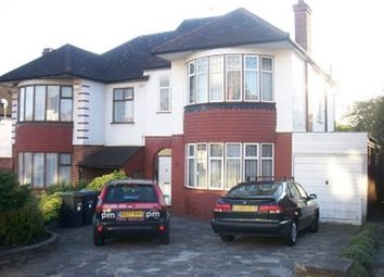 Thumbnail 3 bed property to rent in South Lodge Drive, London