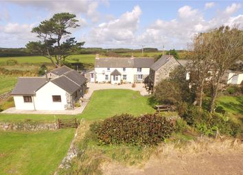 Thumbnail 4 bed detached house for sale in Ruan Minor, Helston, Cornwall