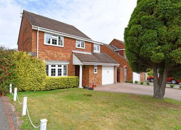 Thumbnail 4 Bed Detached House For Sale In Hardy Avenue Yateley