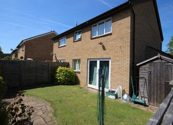 Thumbnail 1 bed end terrace house for sale in Norris Close, Abingdon-On-Thames