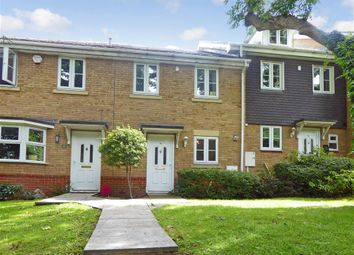 Thumbnail 3 bed town house for sale in Robin Hood Lane, Walderslade, Chatham, Kent