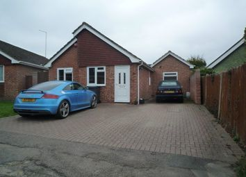 Thumbnail 3 bed detached bungalow to rent in Festival Avenue, New Barn, Longfield
