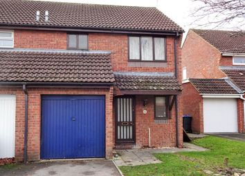 Thumbnail 3 bed semi-detached house to rent in Le Marchant Close, Devizes, Wiltshire