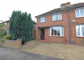 Thumbnail 3 bed semi-detached house for sale in Friend Avenue, Aldershot