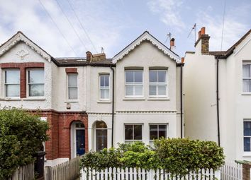 Thumbnail 4 bed semi-detached house to rent in Blackmores Grove, Teddington