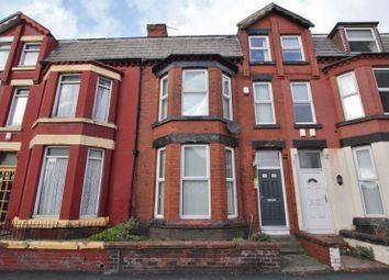 Thumbnail 5 bed terraced house for sale in Kensington, Kensington, Liverpool