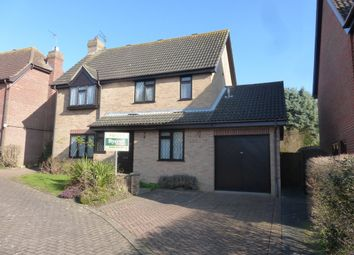 Thumbnail 4 bedroom detached house to rent in Cromarty Way, Caister-On-Sea, Great Yarmouth