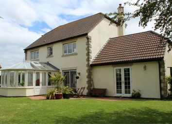 Thumbnail 4 bed detached house for sale in The Boundaries, Lympsham, Weston-Super-Mare, North Somerset