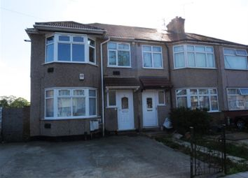 Thumbnail 1 bed flat to rent in Rosemary Avenue, Hounslow