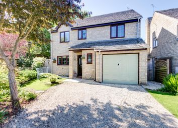 Thumbnail 4 bed detached house for sale in Lakeside, South Cerney, Gloucestershire