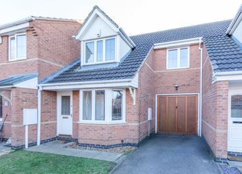 Thumbnail 3 bed terraced house to rent in Bourton Way, Wellingborough