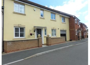 Thumbnail 4 bed terraced house for sale in Parish Mews, Yeovil