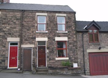Thumbnail 3 bed cottage for sale in High Street, Belper, Derbyshire