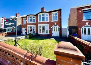 Thumbnail 3 bed semi-detached house for sale in Bloomfield Road, Blackpool, Lancashire