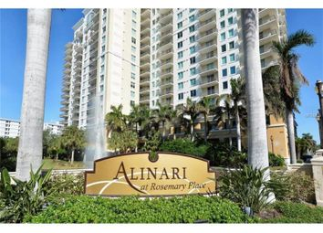 Thumbnail 2 bed town house for sale in 800 N Tamiami Trl #311, Sarasota, Florida, 34236, United States Of America