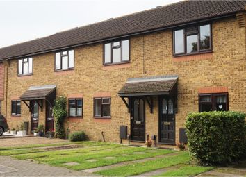 Thumbnail 2 bed terraced house for sale in Corderoy Place, Chertsey