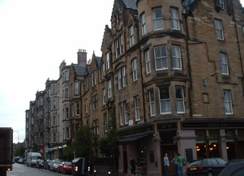 Thumbnail 4 bed flat to rent in Roseneath Street, Marchmont, Edinburgh