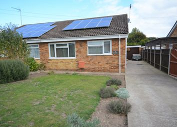 2 bed semi-detached bungalow for sale in Patricia Close, Oulton Broad, Lowestoft NR32