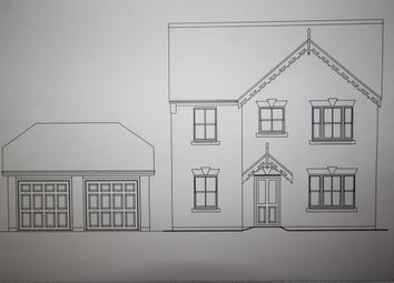Thumbnail 4 bed detached house for sale in Stafford Road, Woodseaves, Stafford